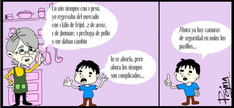 Tiras Comicas