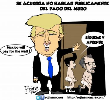 MEXICO WILL PAY FOR THE WALL